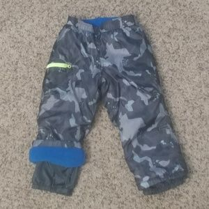 Old Navy❄Snow pants-Gently Used 3t